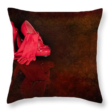 After... Throw Pillow by Svetlana Sewell
