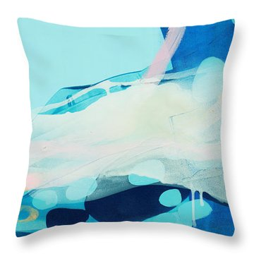 After The Heat Throw Pillow