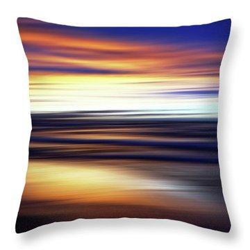 Afterglow Throw Pillow