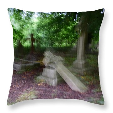 Afterlife Throw Pillow