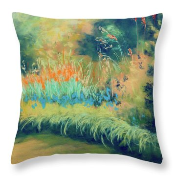 Afternoon Delight Throw Pillow