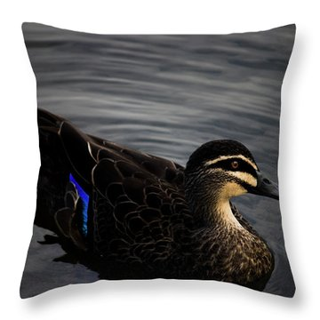 Afternoon Grace 1 Throw Pillow