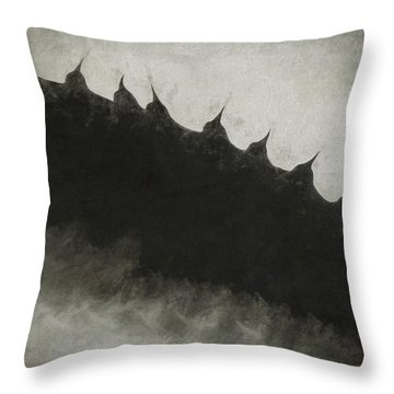 Agave Impression Five Throw Pillow