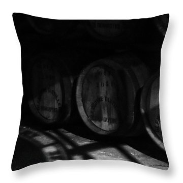 Throw Pillow featuring the photograph Aging by Christi Kraft