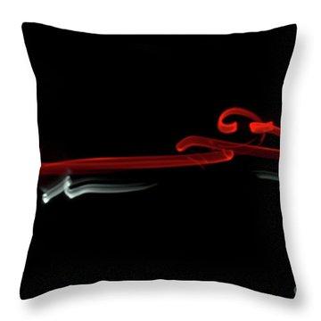 Aikido - Kotegaeshi, Omote Throw Pillow