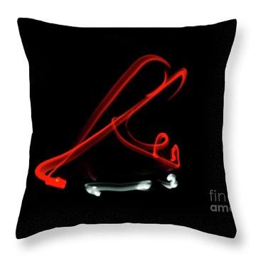 Aikido - Shihonage, Ura Throw Pillow