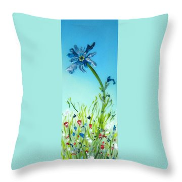 Aiming High Throw Pillow