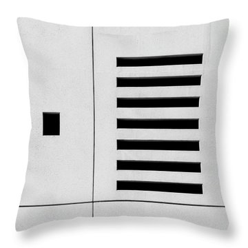 Aircon Throw Pillow
