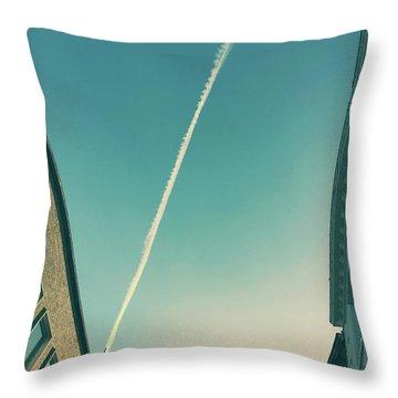 Airoplane Throw Pillows