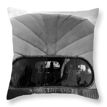 Airstream Dome Throw Pillow by David Lee Thompson
