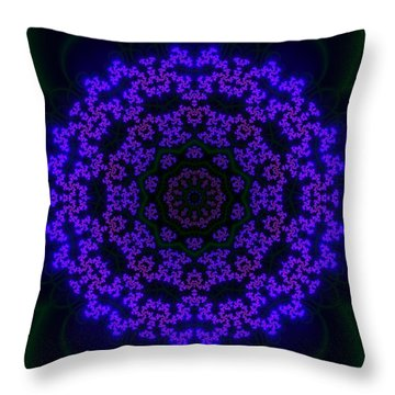 Akbal 10 Throw Pillow