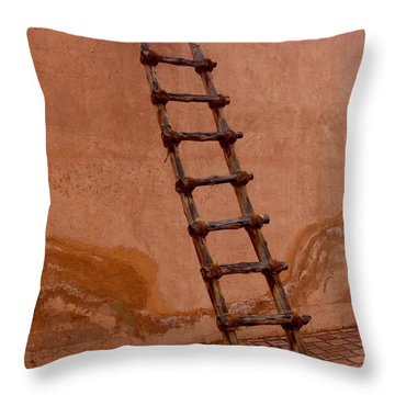 Al Ain Ladder Throw Pillow
