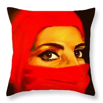 Al-andalus-4 Throw Pillow