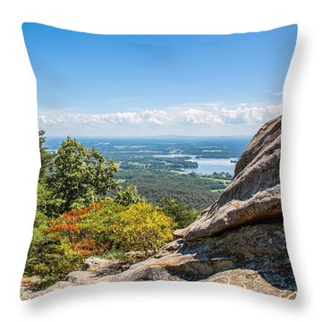 Alabama Throw Pillow