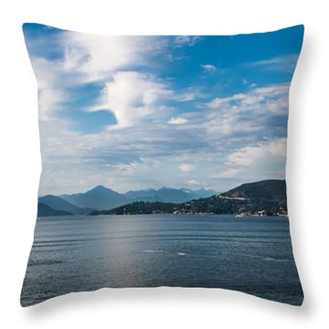 Alaska Beauty Throw Pillow