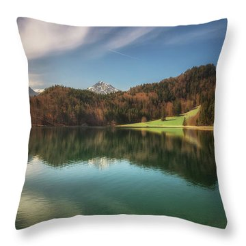 Alatsee No 2 Throw Pillow
