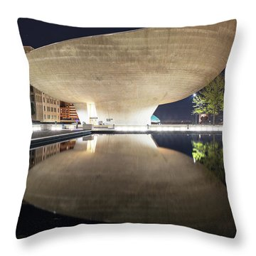 Albany Egg Throw Pillow