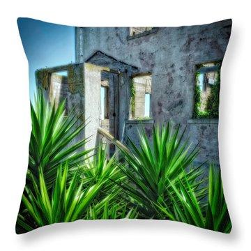 Alcatraz #1 Throw Pillow
