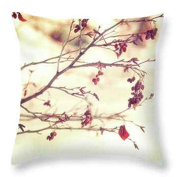 Alders Throw Pillow