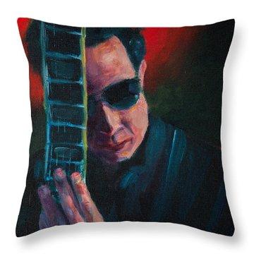 Alejandro Throw Pillow