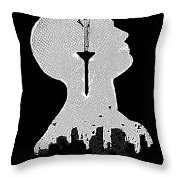Aleppo Throw Pillow