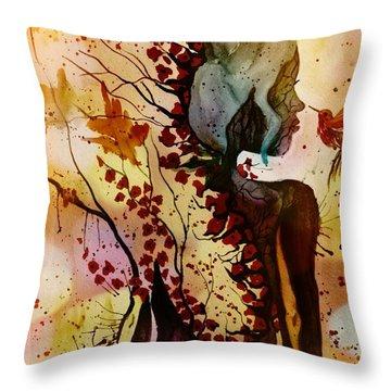 Alex In Wonderland Throw Pillow