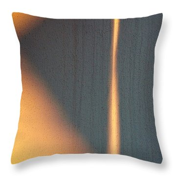 Alicante 2009 Limited Edition 1 Of 1 Throw Pillow