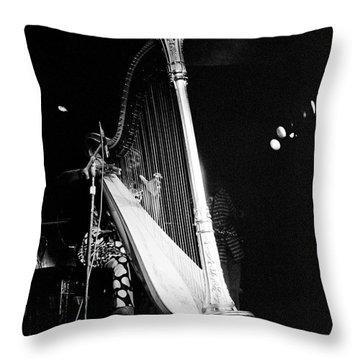 Alice Coltrane 2 Throw Pillow