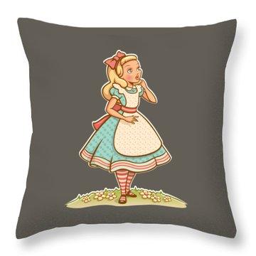 Elizabeth Taylor Throw Pillows