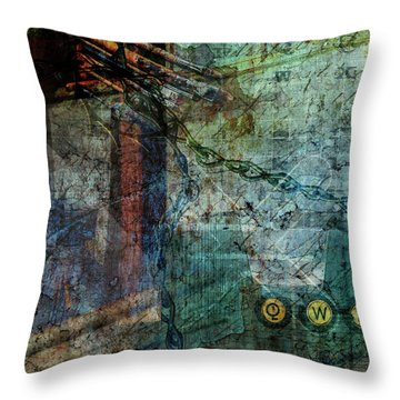 All But Forgotten Throw Pillow