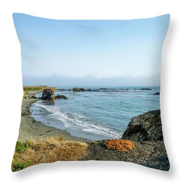 All In One Spot Throw Pillow