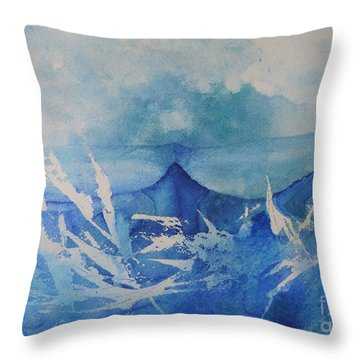 All Is Whale Throw Pillow