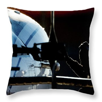 All Ready Throw Pillow
