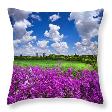 All That Love Requires Throw Pillow
