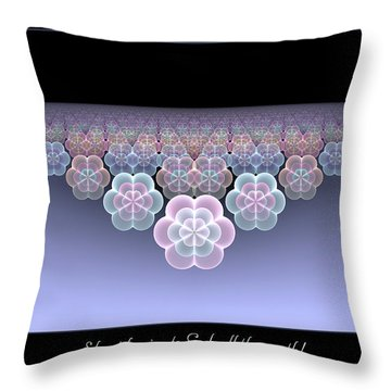 All The Earth Throw Pillow