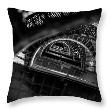 All The Way To The Top Throw Pillow