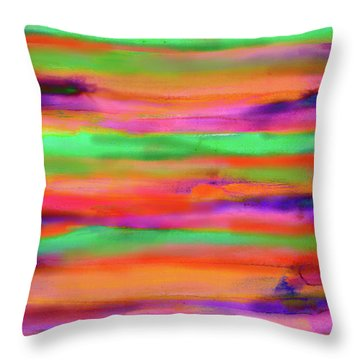 All The Young Dudes 2 Throw Pillow
