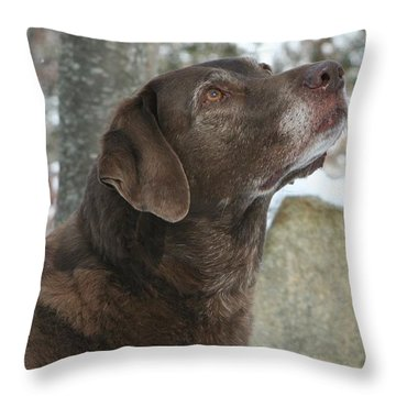 Alleluia Throw Pillow