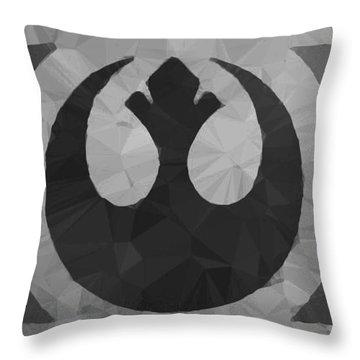 Alliance Phoenix Throw Pillow
