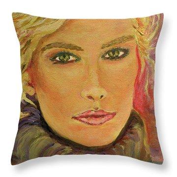 Allison Throw Pillow
