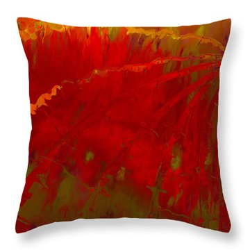 Almost Always Throw Pillow by Constance Krejci