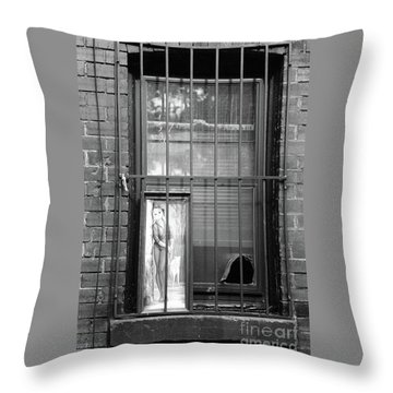 Throw Pillow featuring the photograph Almost Home by Joe Jake Pratt
