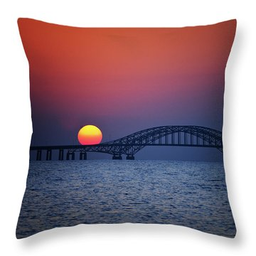Almost There Throw Pillow by Vicki Jauron