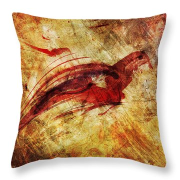 Altamira Throw Pillow