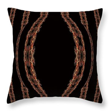 Throw Pillow featuring the digital art The Wings Of The Alternate Angle Inspirational Art by Sheila Mcdonald