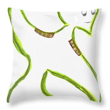 Aluf - General Throw Pillow