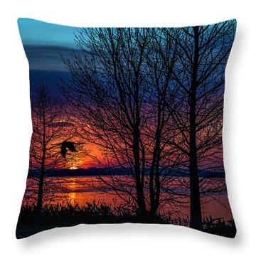 Always Beautiful Throw Pillow