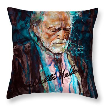 Always On My Mind 2 Throw Pillow