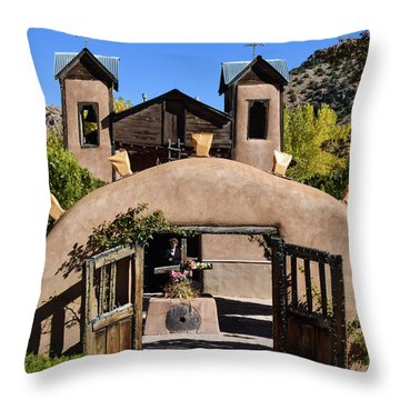 Always Open Throw Pillow