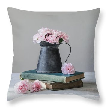 Throw Pillow featuring the photograph Always With Me by Kim Hojnacki